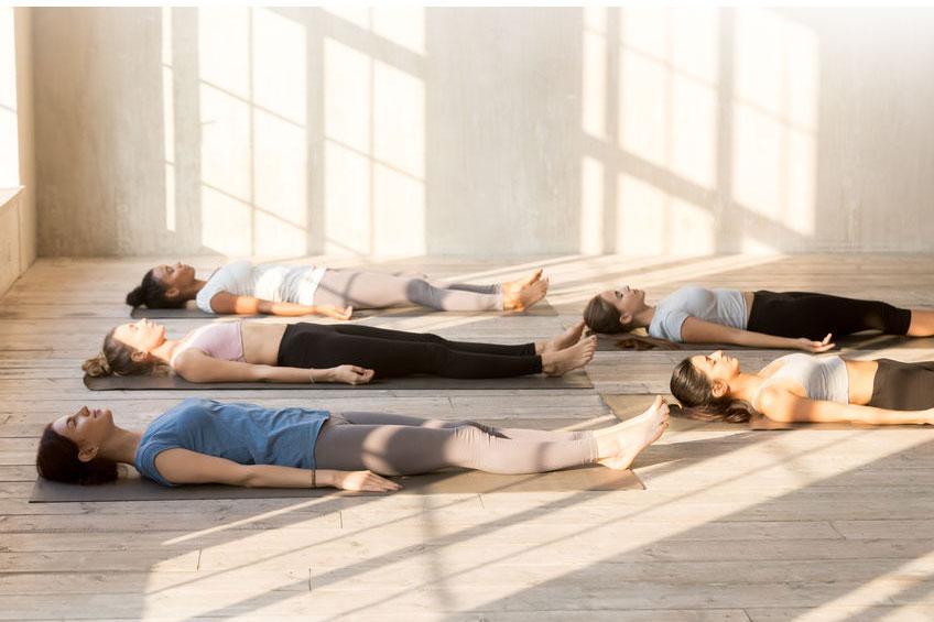 Yoga Nidra Den Haag / The Hague